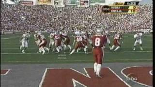 #8 Oklahoma Sooners vs. #7 Washington State Cougars - 2003 Rose Bowl