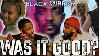 "BLACK MIRROR ""STRIKING VIPERS"" REVIEW #MALLORYBROS"