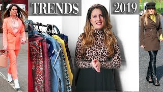 TRENDS 2019 | HOW TO WEAR AND STYLE | LOOKBOOK | SPRING FASHION TRENDS