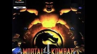 Game | Mortal Kombat 4 Play | Mortal Kombat 4 Play