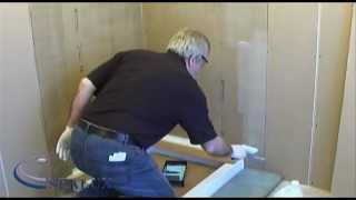 Waterproofing Tanking Showers before Tiling