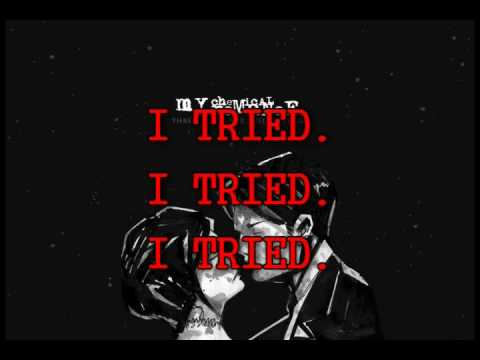 I Never Told You What I Do For A Living ~ My Chemical Romance