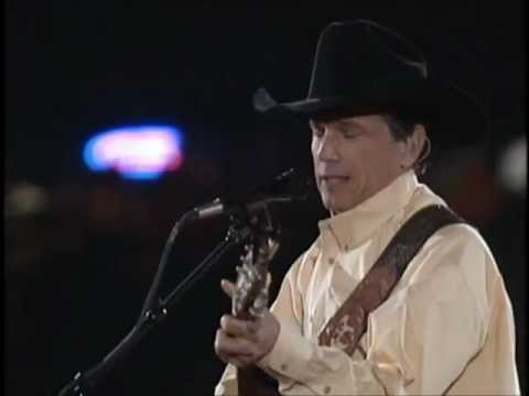 George Strait - Amarillo By Morning (Live From The Astrodome)