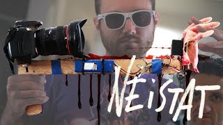 Creepy Casey Neistat Wave