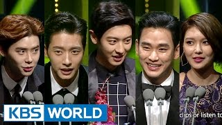 Korea Drama Awards | 코리아 드라마 페스티벌 (2015.10.27)