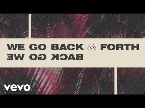MK, Jonas Blue, Becky Hill - Back & Forth (Official Lyric Video)