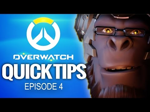 Overwatch Tips n Tricks 'You Need to Know' #4