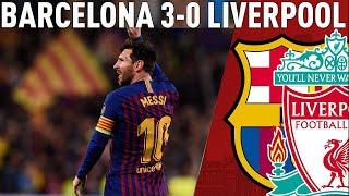 """Messi chạm mốc 600 bàn: Bùng nổ 7 phút, ghi kiệt tác """"tên lửa"""" hủy diệt Liverpool"""