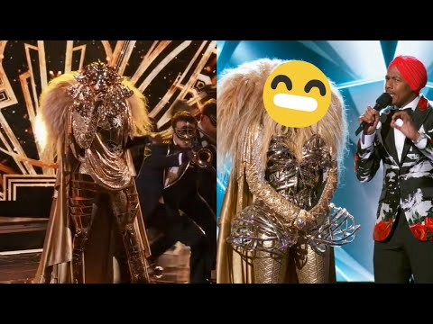 The Masked Singer  - The Lion Performances and Reveal