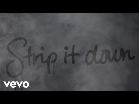 Luke Bryan - Strip It Down (Lyric Video)