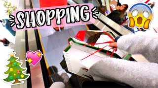 Christmas Shopping Adventures!! Vlogmas Day 20