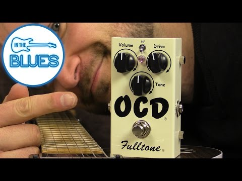 Fulltone OCD Overdrive Pedal - V2
