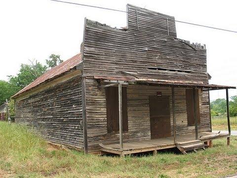 Old Nolan Store, Plantation Home, And Slave Quarters ...