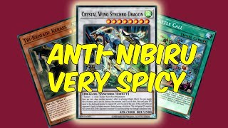 TRIBRIGADE MAKE CRYSTAL WING IN 5 SUMMONS OR LESS | SPICYYY TECH | Yu-Gi-Oh!