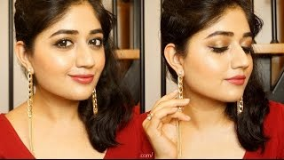 Easy Party Makeup for Beginners : Budget Beauty Tutorial | corallista