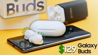 Samsung Galaxy Buds vs Apple AirPods! Impressive..