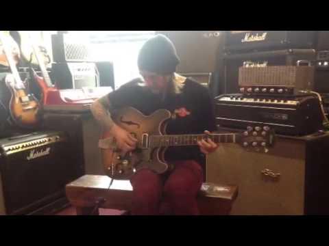 Maton Dc1500 Demo at Guitar Village Frankston