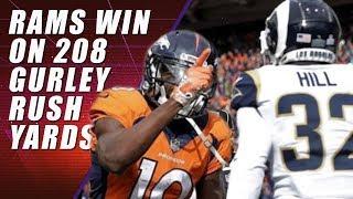 Denver Broncos vs Los Angeles Rams: Full RECAP
