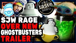 SJW RAGE Over New Ghostbusters: Afterlife Trailer Featuring Paul Rudd & Baby Stay-Puft