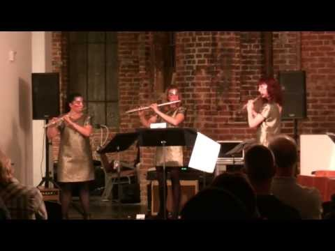Areon Flutes - 2014 - Mike Sempert Uncanny Valley Premiere