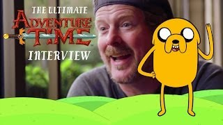 The Ultimate John DiMaggio  Interview!