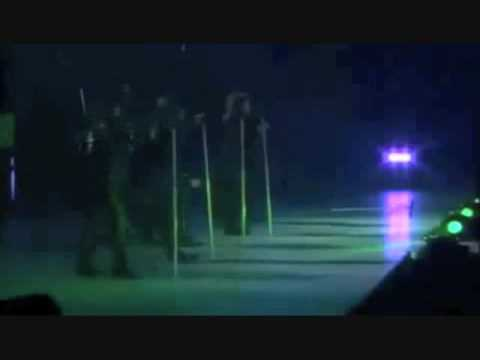 DBSK Stage moments gone wrong; cute things