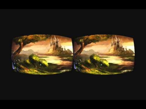 IZ3D does Trine in stereoscopic 3D and then realtime rifted for Oculus Rift