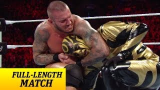 FULL-LENGTH MATCH - Raw - Goldust vs. Randy Orton