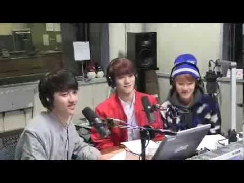 131211 Love Game EXO D.O,Baekhyun,Chen Full