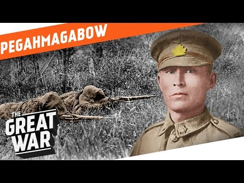 The Best Sniper Of World War 1 - Francis Pegahmagabow I WHO DID WHAT IN WW1?
