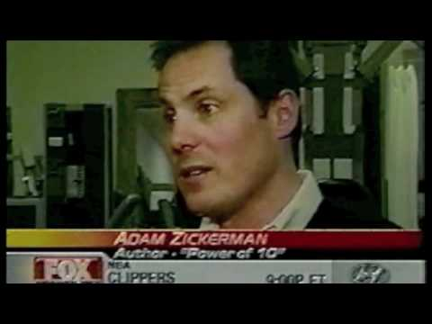 InForm Fitness- Fox Sports Net interviews Adam Zickerman