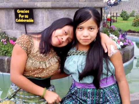 CHICAS DE GUATEMALA