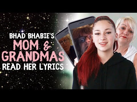 Danielle Bregoli is BHAD BHABIE's Mom & Grandmas Read Lyrics to Hi Bich & These Heaux