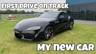 First Drive in the Toyota GR Supra on track- Why i ordered one?