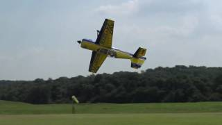 "Extreme Flight 110"" Yak 54 V2 Powered by DA-120"