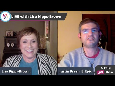 Epic Growth: PR Expert Justin Breen & Lisa Kipps-Brown