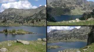 Ruta lagos de colomers