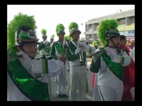 En concierto BANDA SHOW GENERAL BARTOLOMÉ FERRER EDO  NUEVA ESPARTA Y DANZAS GUACANCITO monagas 12 08 11 mp4video