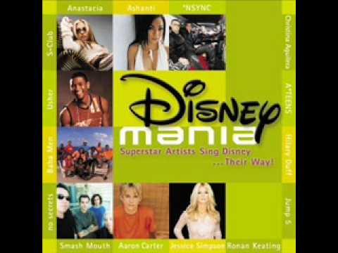 Jessica Simpson - Part Of Your World