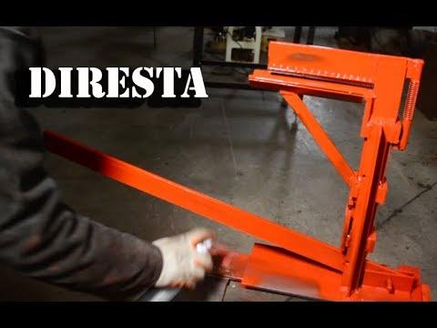 DiResta Bench Press Brake