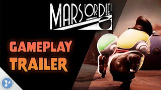 Mars or Die! - Gameplay Trailer