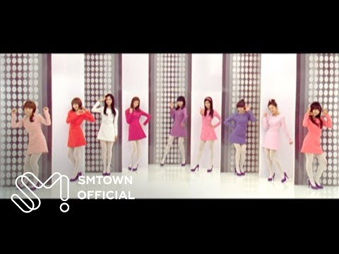 Girls' Generation 소녀시대 '하하하송 (HaHaHa Song)' MV
