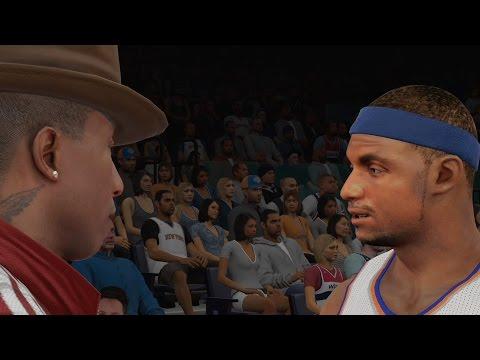 NBA 2K15 PS4 My Career - Need a Favor