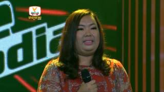 The Voice Cambodia bong pimun bat tov na 3 Aug 2014