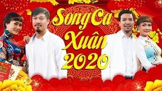 Nhạc Xuân Trữ Tình Song Ca 2020 Đặc Biệt Hay - Liên Khúc Xuân Nhớ Quê Hương