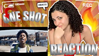 YoungBoy Never Broke Again - One Shot feat. Lil Baby [Official Music Video] REACTION!!!