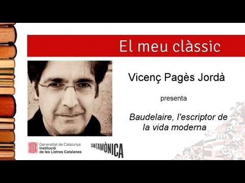 Vicenç Pagès Jordà · El meu clàssic · Arts Santa Mònica