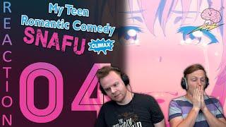 SOS Bros React - Oregairu Season 3 Episode 4 - Independence and Tears!