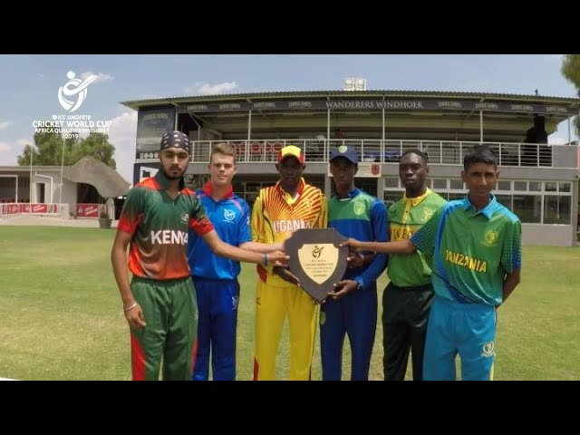Preview: ICC U19 Cricket World Cup Africa Qualifier