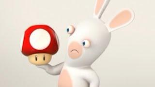 Mario + Rabbids Kingdom Battle E3 Reveal Trailer Nintendo Switch HD